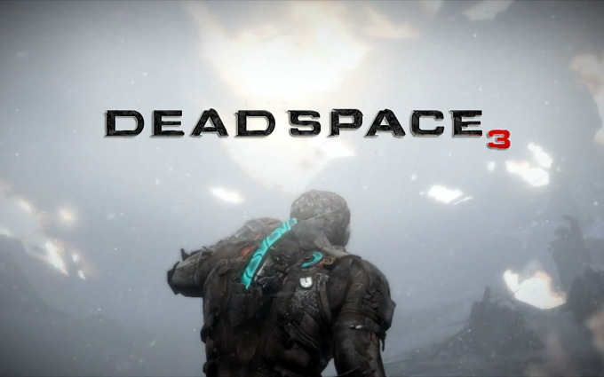 dead space 3 wallpaper A4