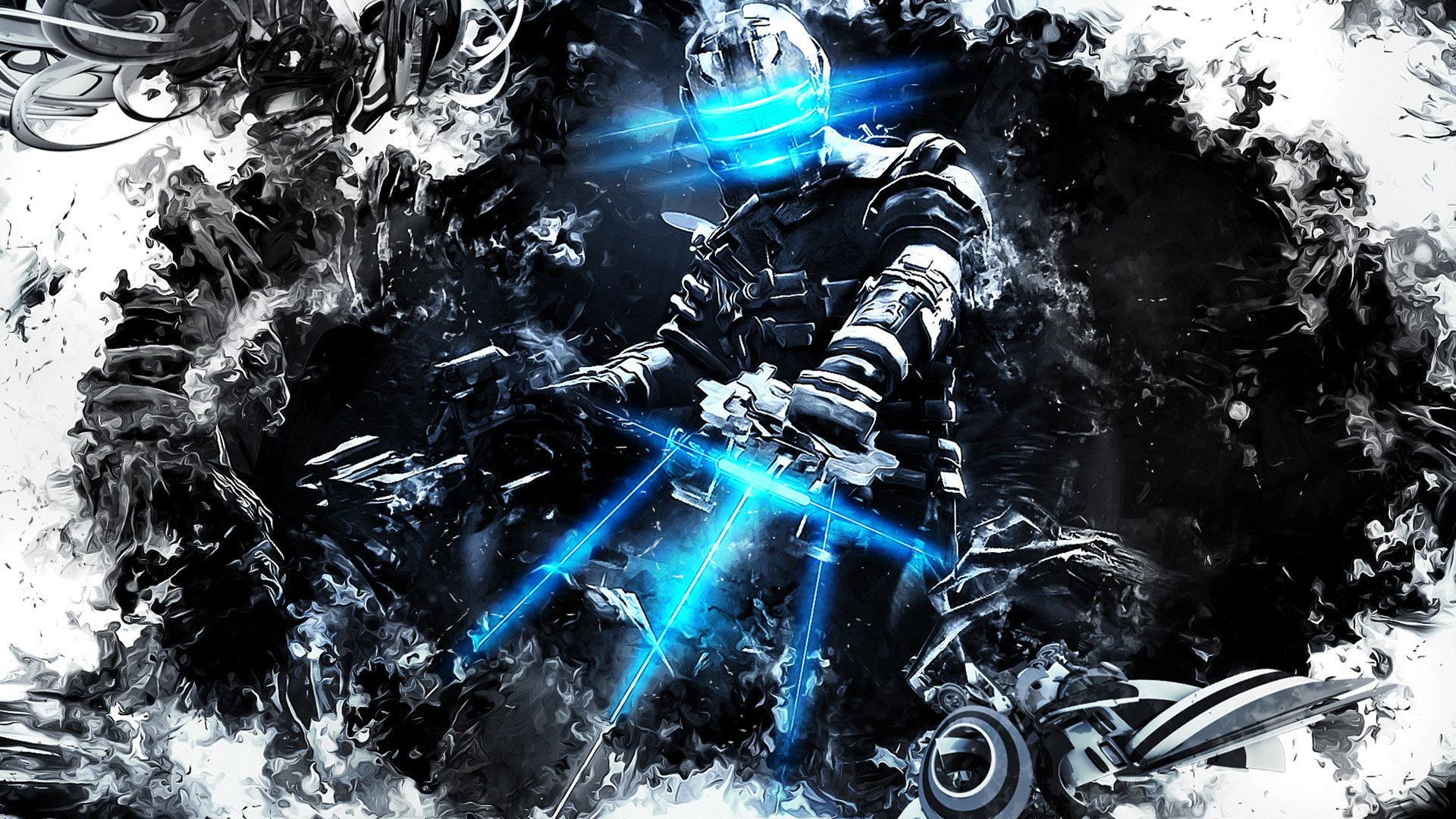 dead space 3 wallpaper