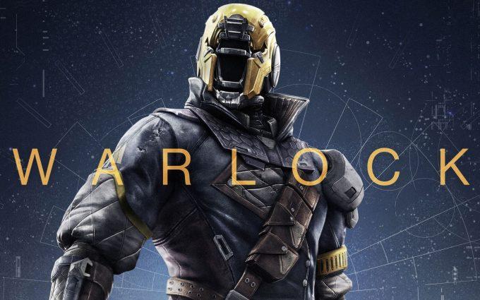 destiny wallpaper warlock