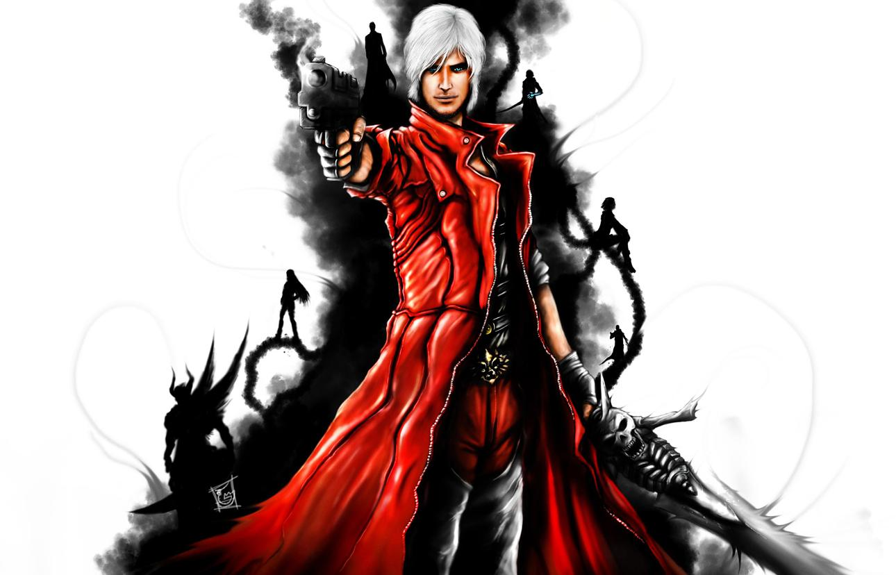 Devil may cry hd hd desktop wallpapers 4k hd - Devil may cry hd pics ...