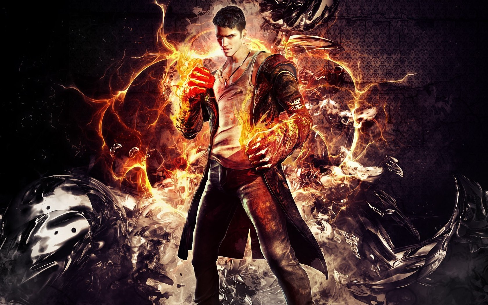 Devil may cry pictures hd desktop wallpapers 4k hd - Devil may cry hd pics ...
