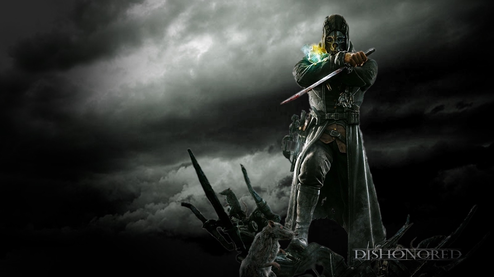 dishonored A4