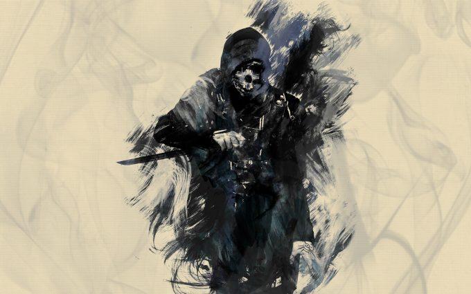 dishonored art