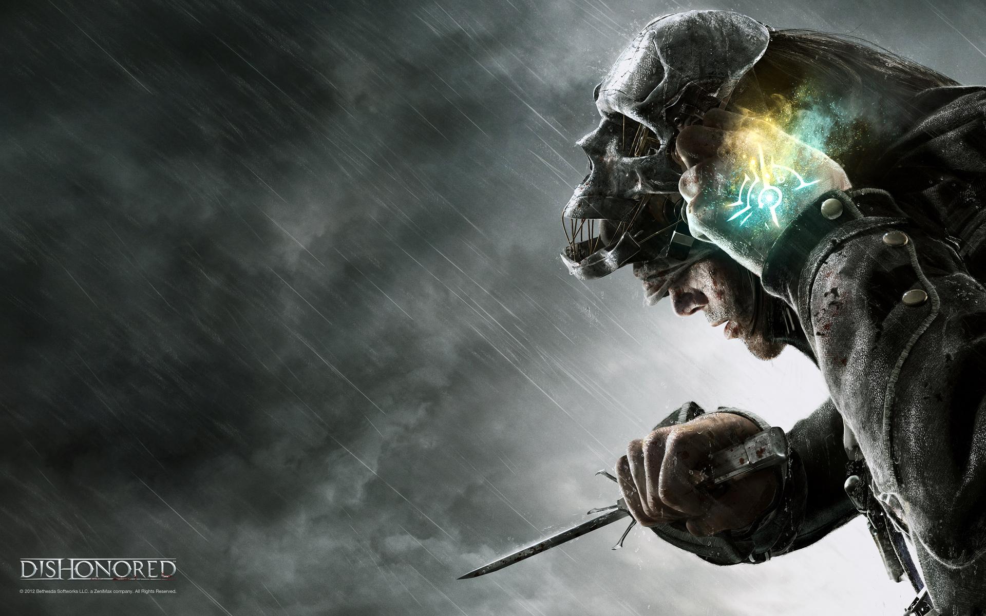 dishonoured game