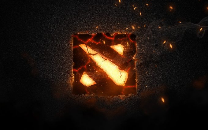 dota 2 background  hd