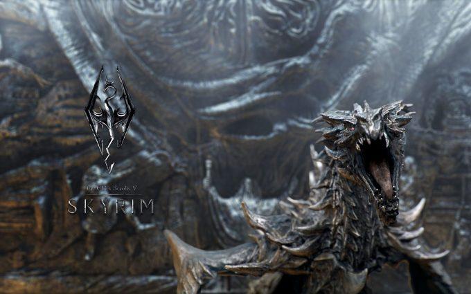 dragon skyrim