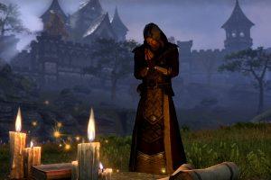 elder scrolls background A4