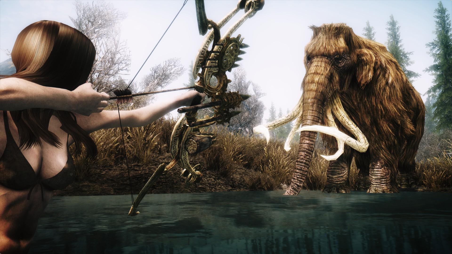 The Elder Scrolls V: Skyrim Full HD Wallpaper and Background ...