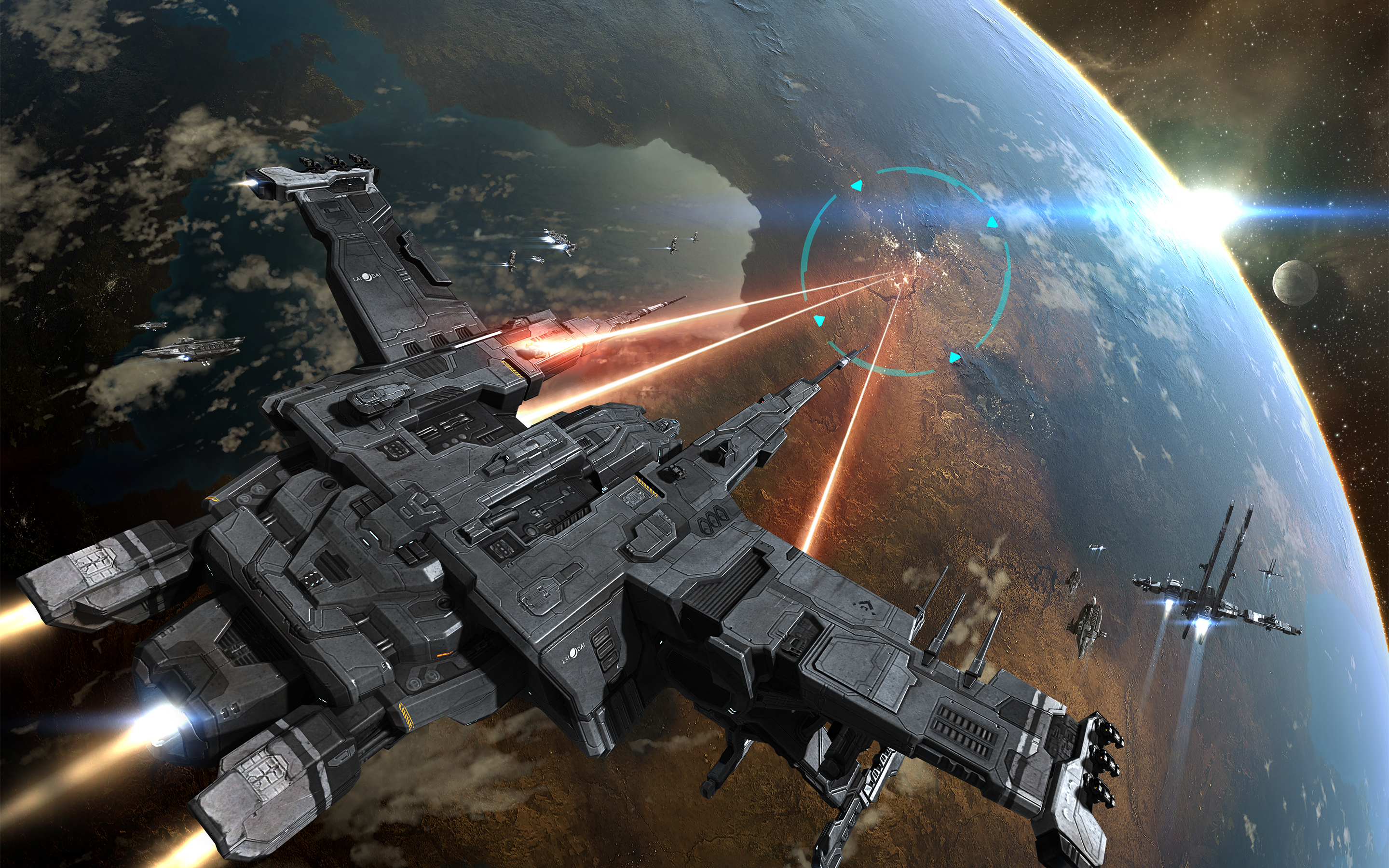 Eve Online Backgrounds A4
