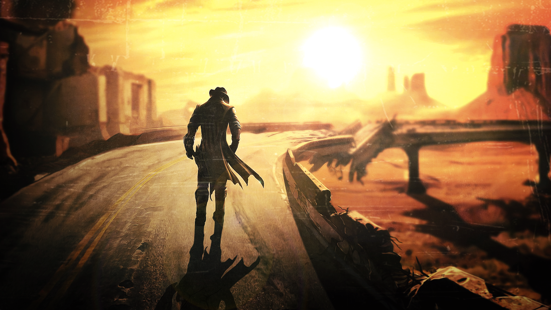 fallout new vegas a2 - hd desktop wallpapers | 4k hd