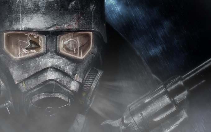 fallout new vegas wallpapers
