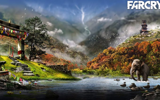 far cry 4 wallpapers