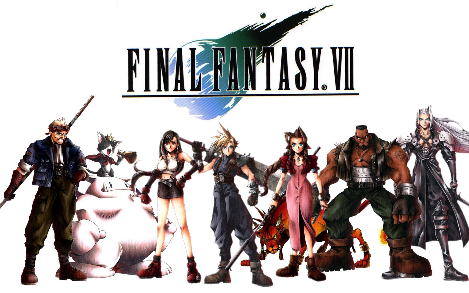 final fantasy background