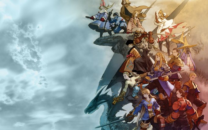 final fantasy games hd