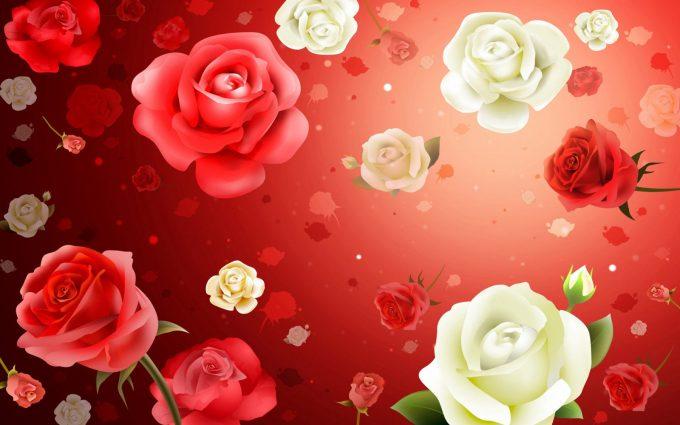 flowers wallpaper desktop