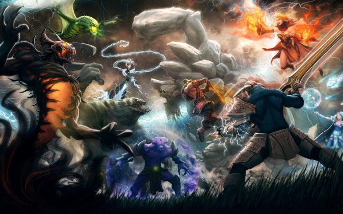 free game wallpaper