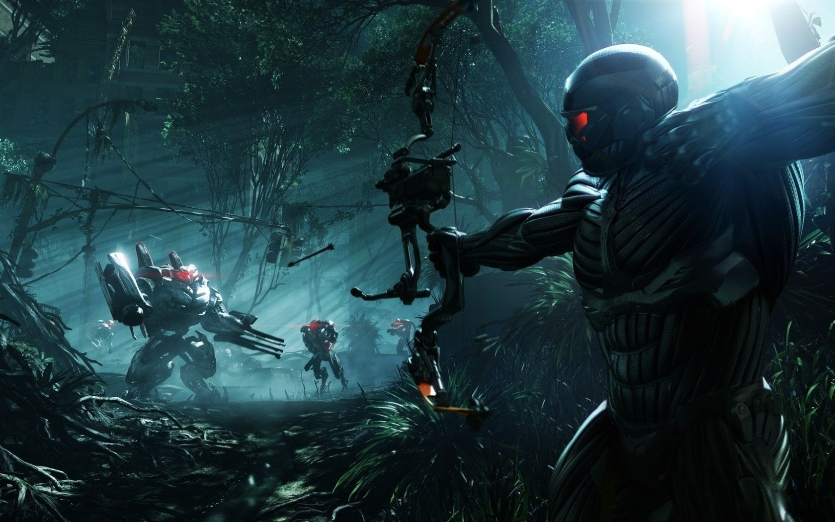 Crysis 3 2013 Video Game 4k Hd Desktop Wallpaper For 4k: Game Screensavers - HD Desktop Wallpapers