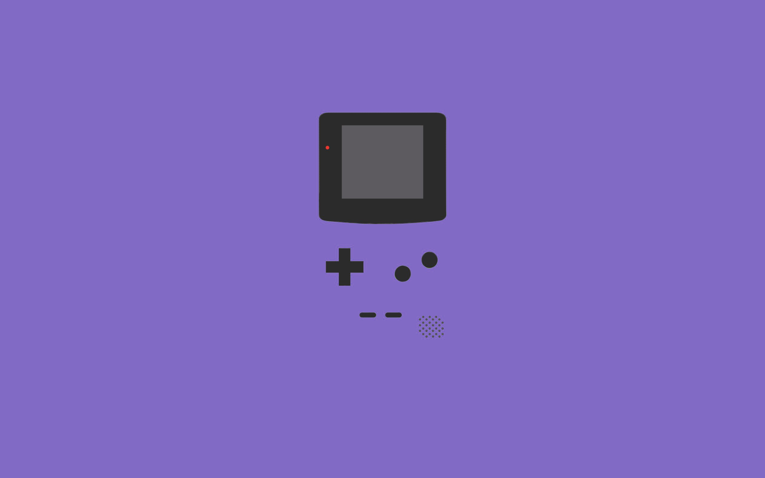 gameboy wallpaper A3