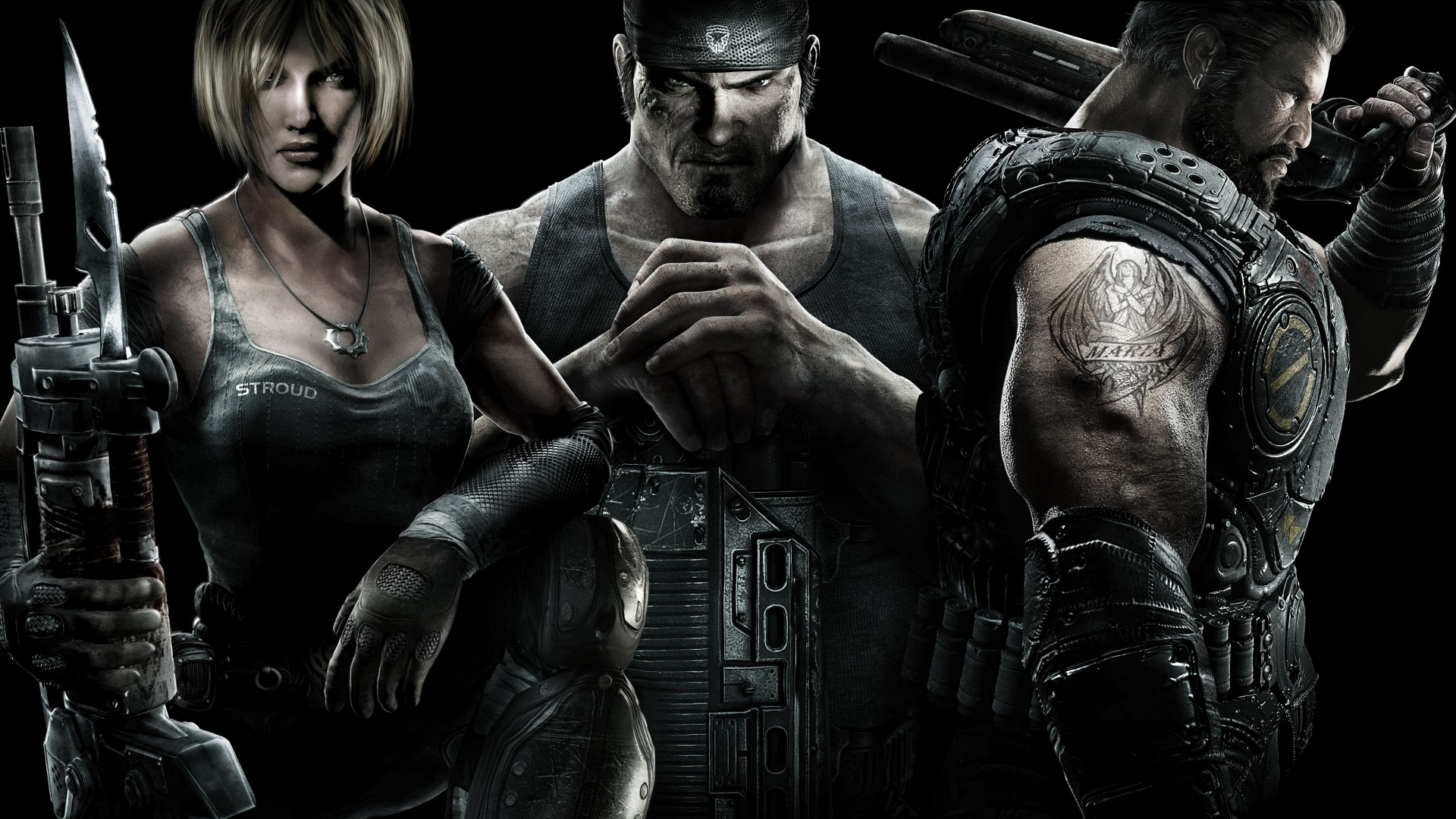 gears of war 3 wallpaper