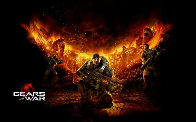 gears of war A2
