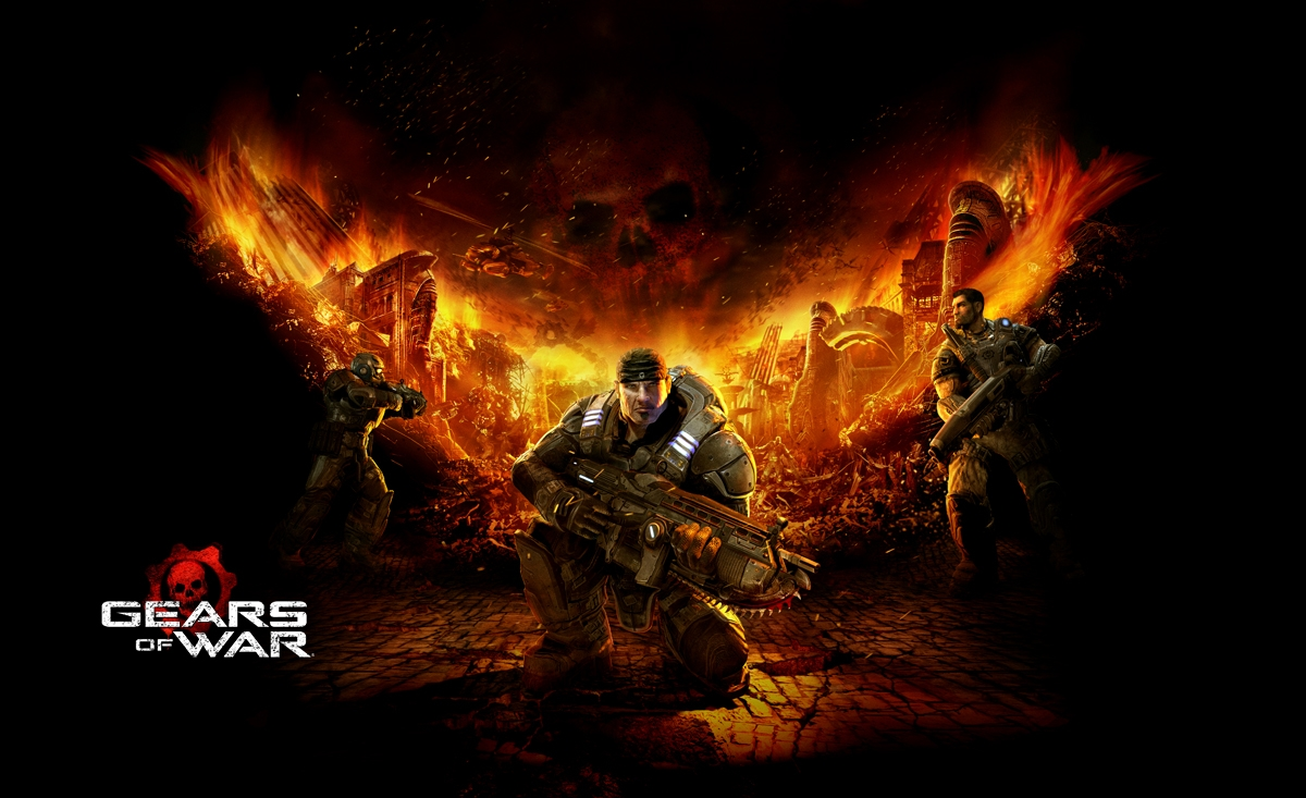 gears of war A2