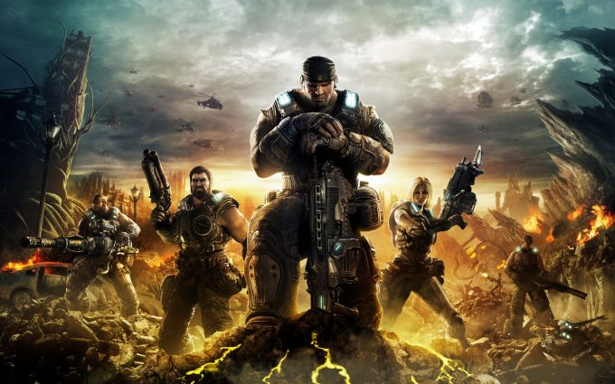 gears of war A3
