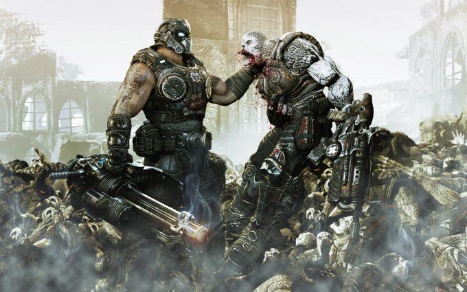 gears of war A4
