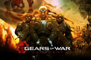 gears of war A5