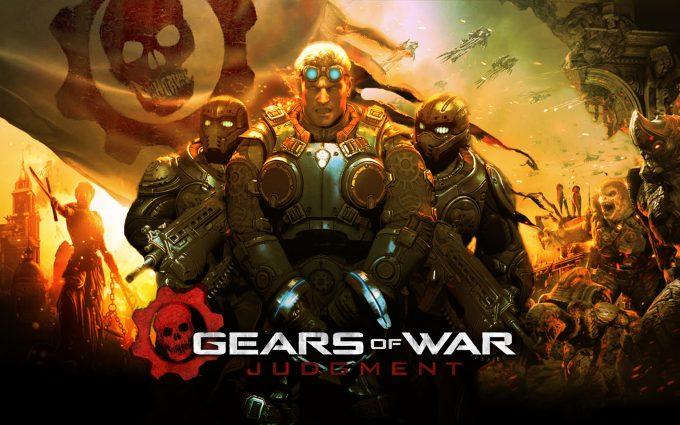 gears of war A5