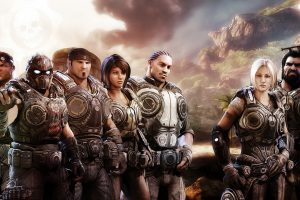 gears of war backgrounds A3
