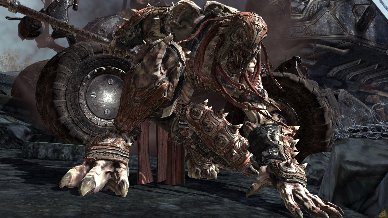 gears of war game A1