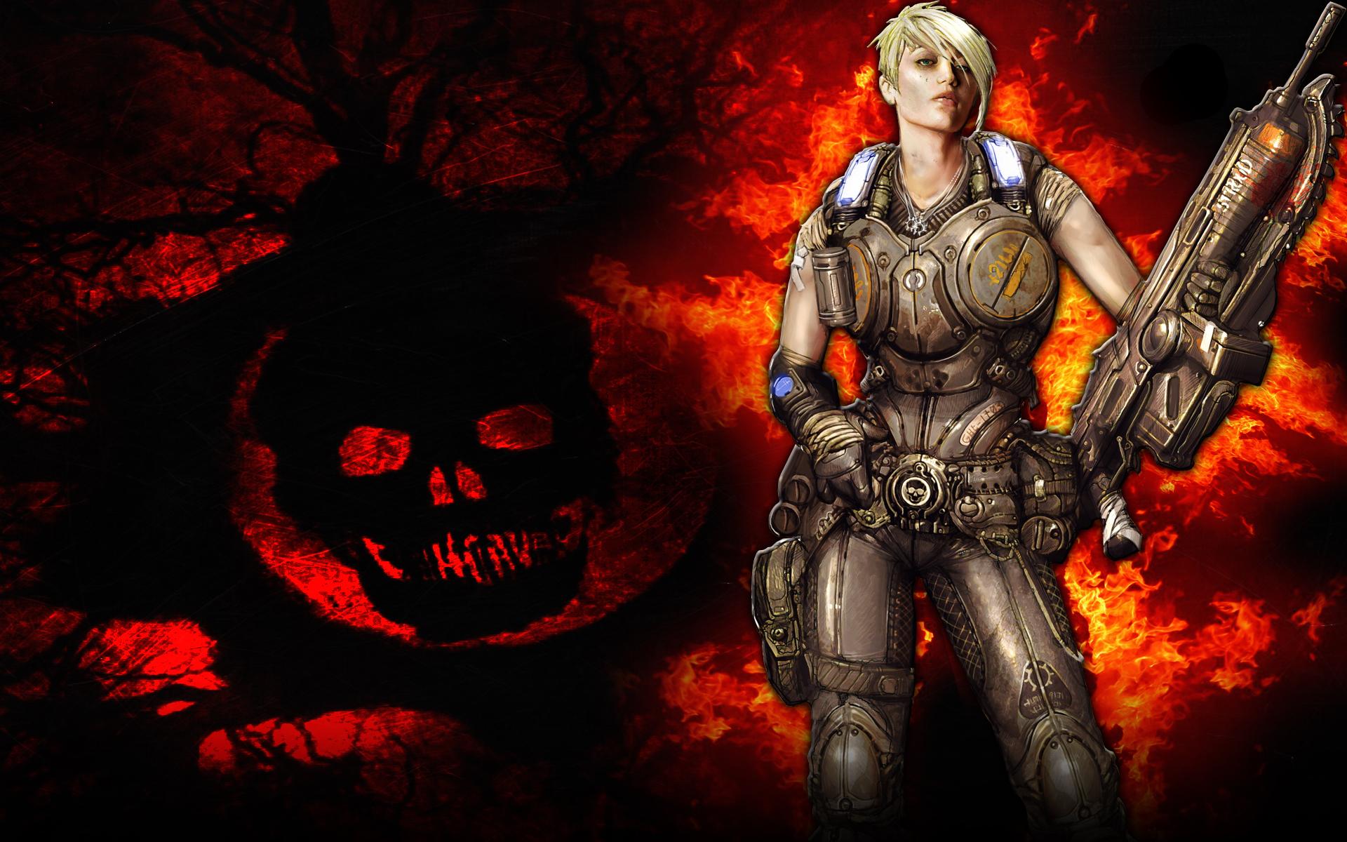 gears of war game A3