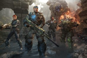 gears of war hd A4