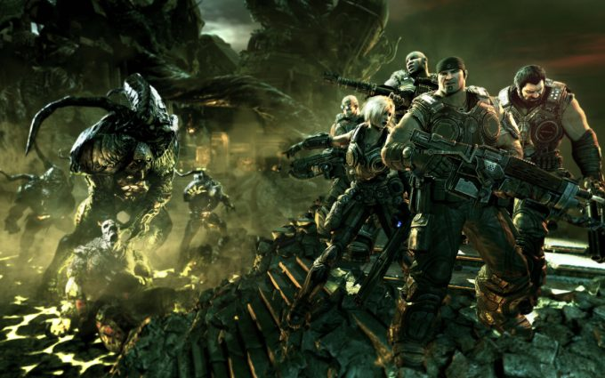 gears of war pictures