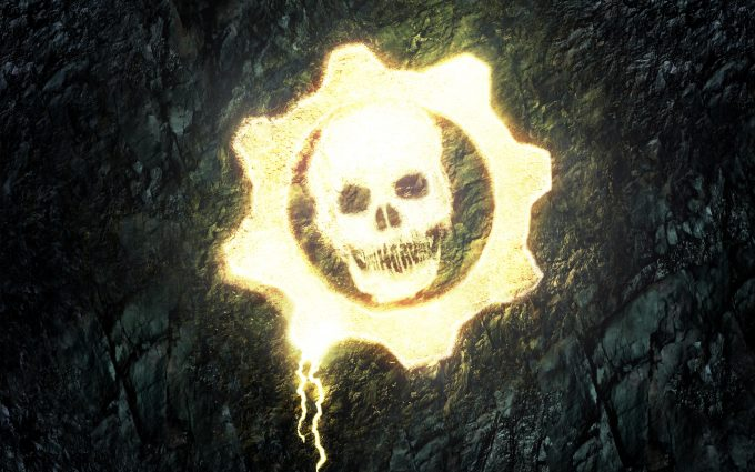 gears of war sign