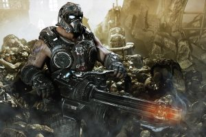 gears of war wallpaper A1