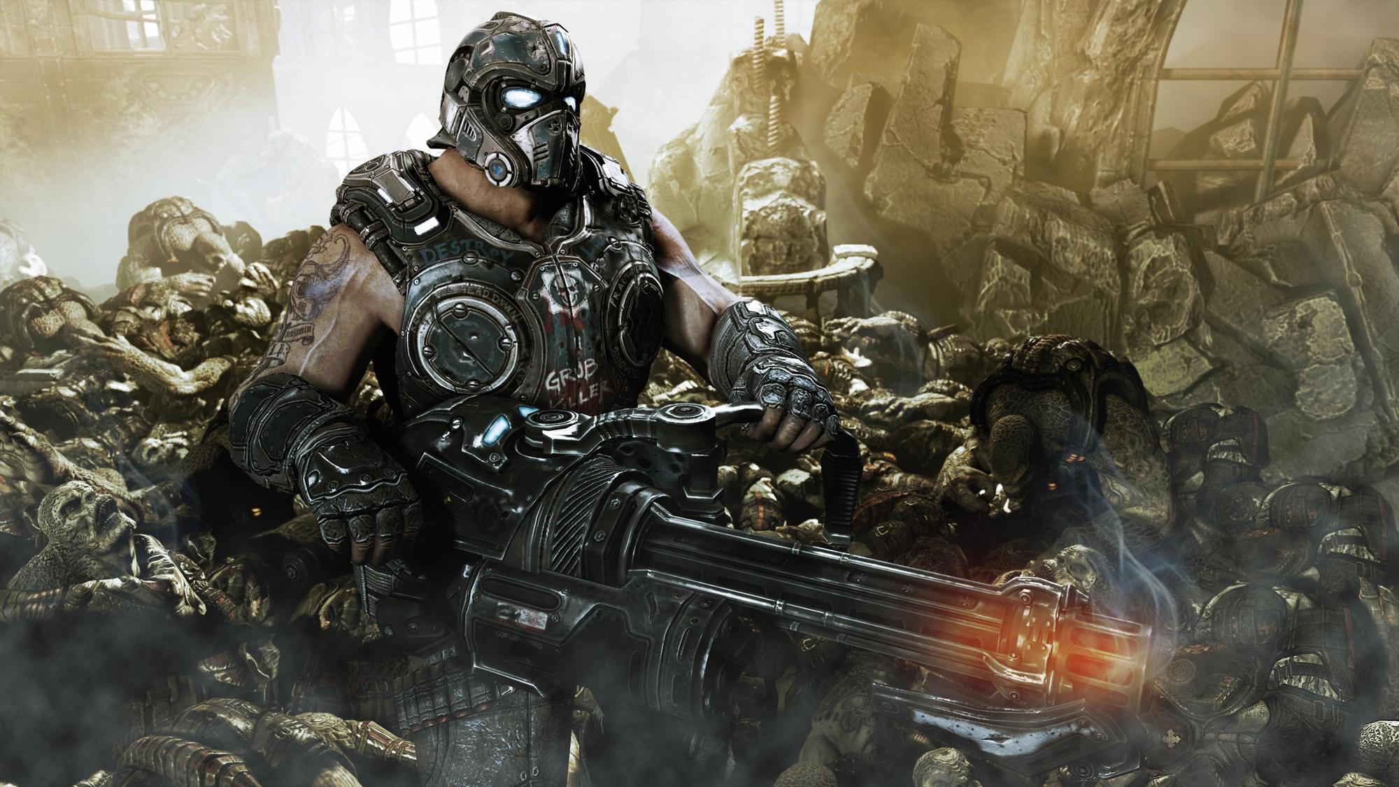 gears of war wallpaper A1
