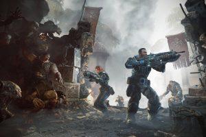 gears of war wallpaper A5