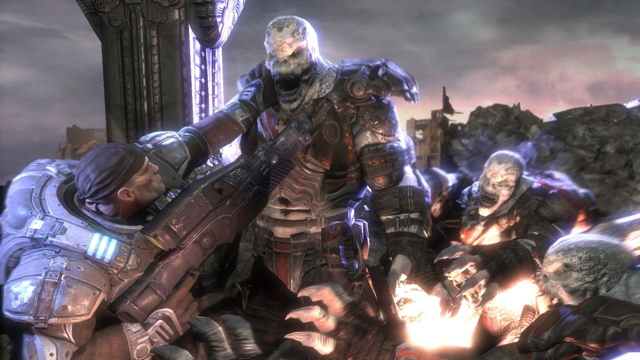 gears of war wallpapers A2