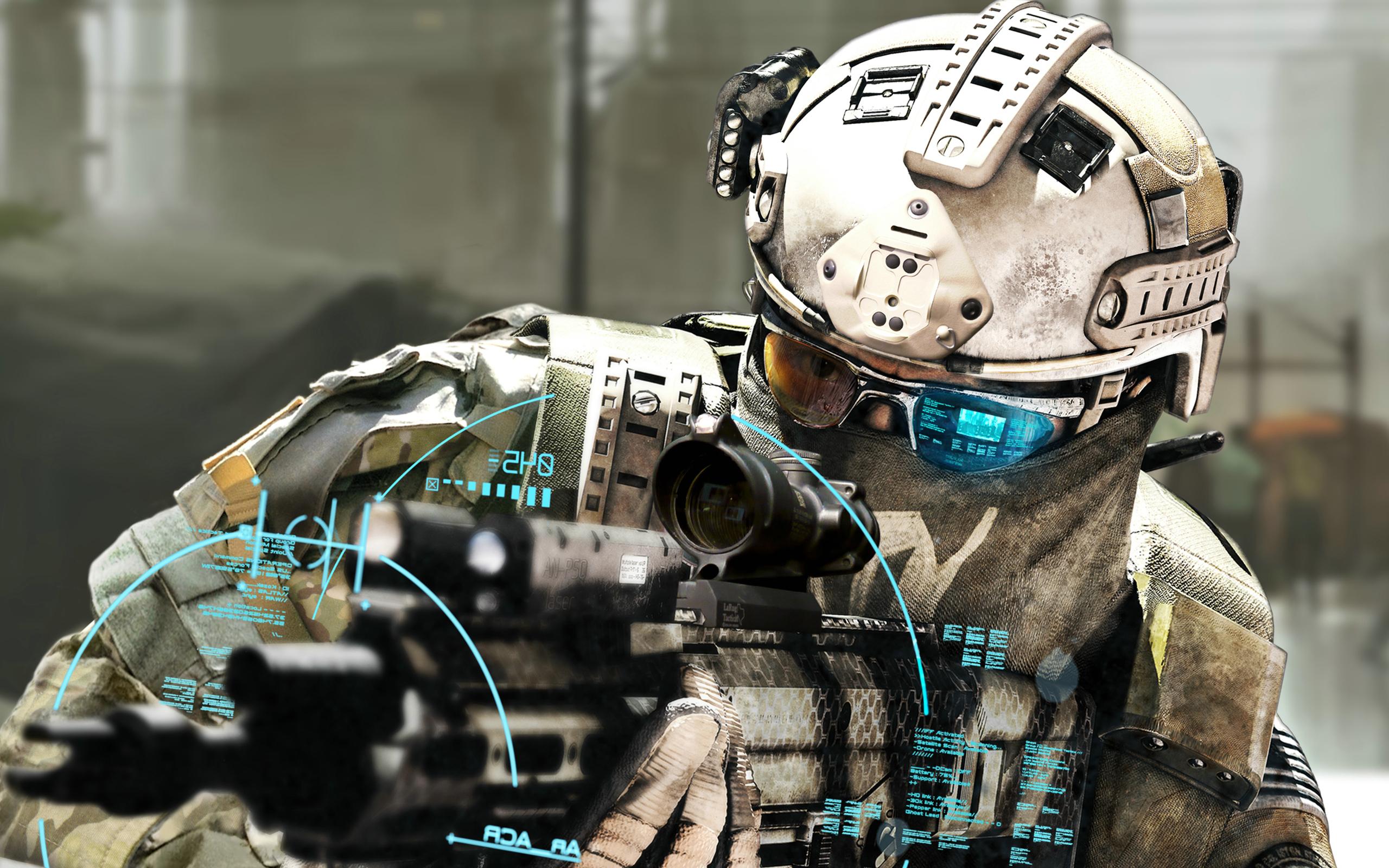 ghost recon advanced warfighter wallpaper