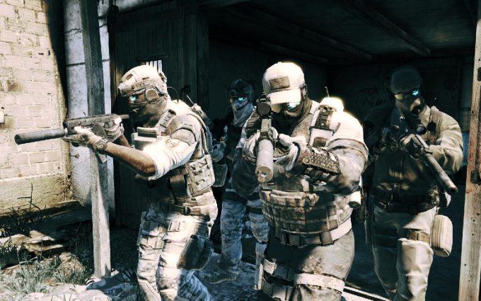 ghost recon future soldier A4