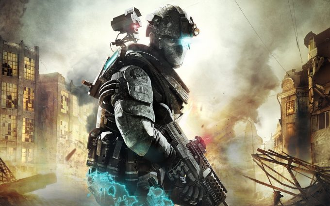 ghost recon future soldier images