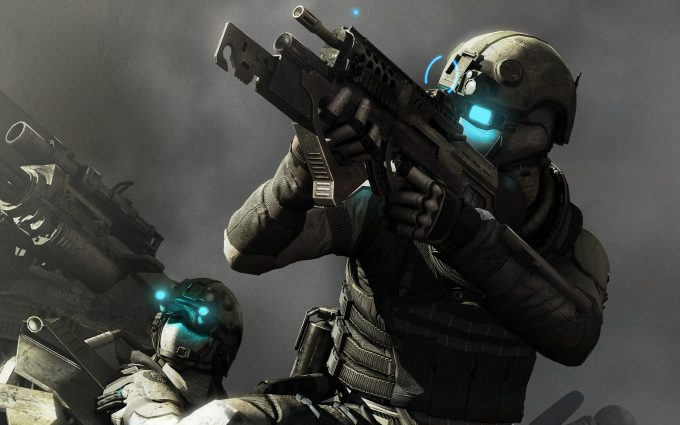 ghost recon future soldiers