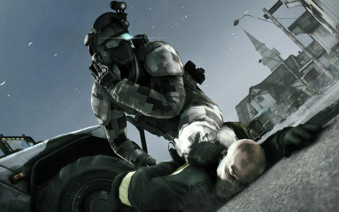 ghost recon online wallpaper