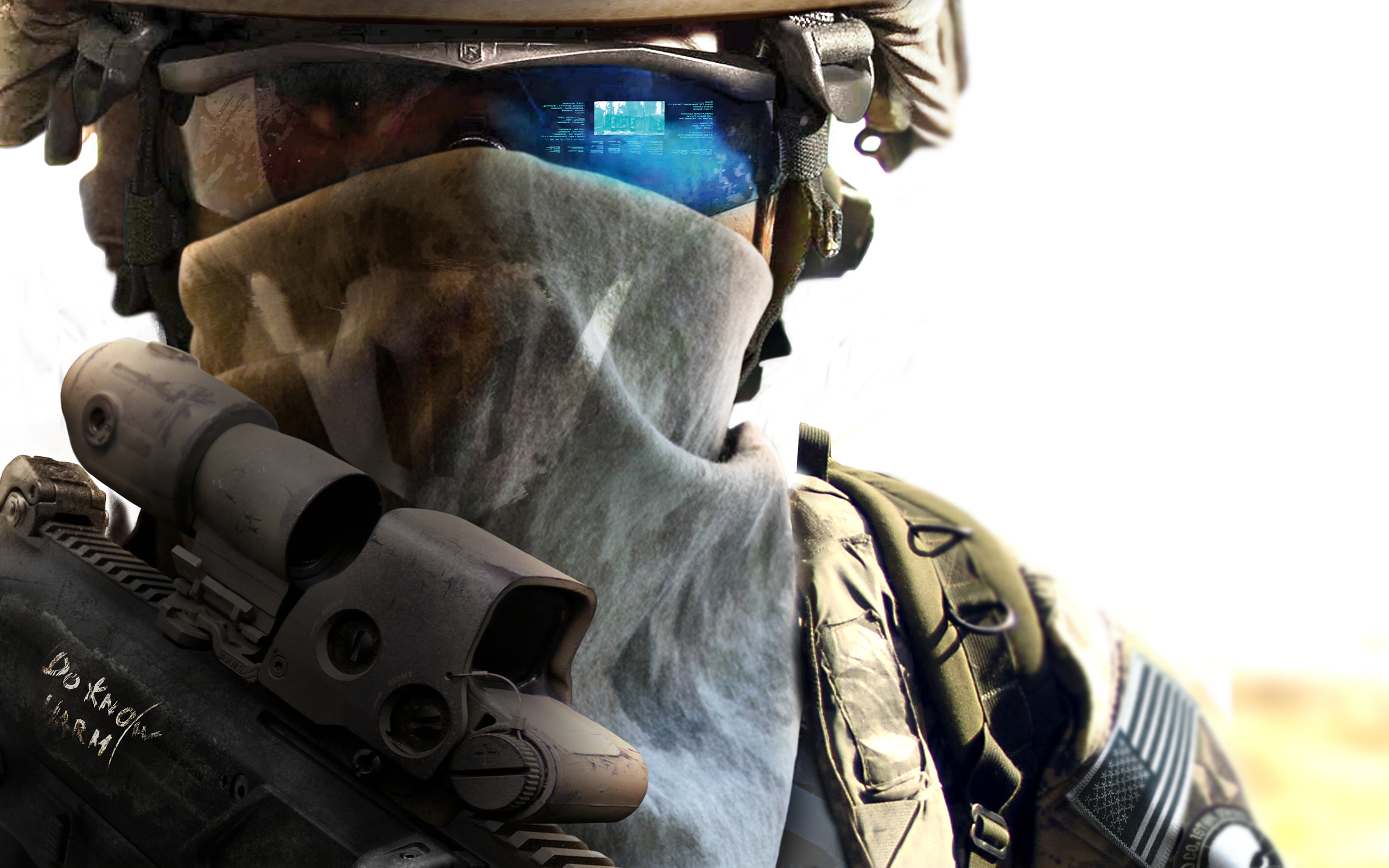 ghost recon soldier