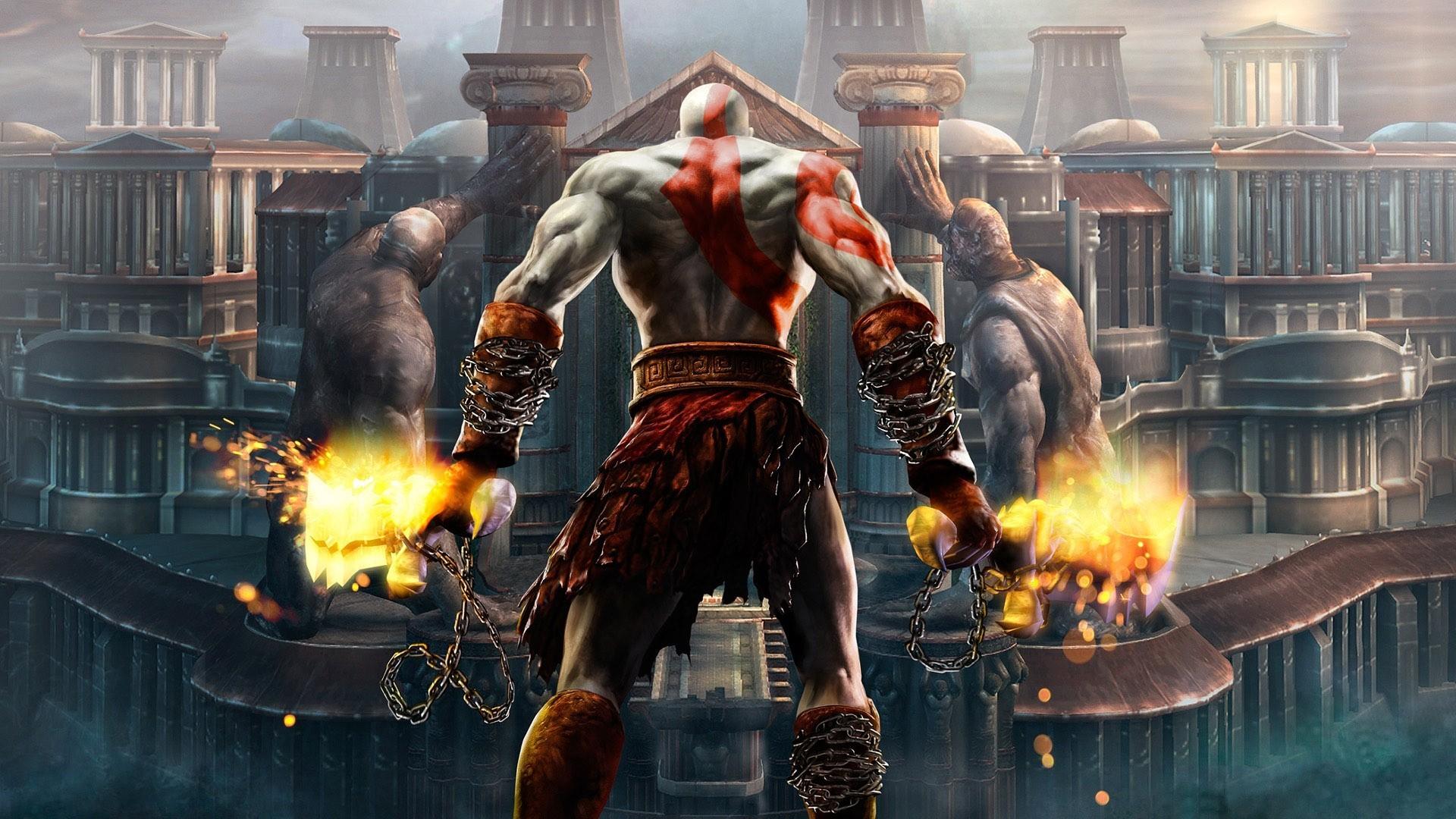 god of war backgrounds A2