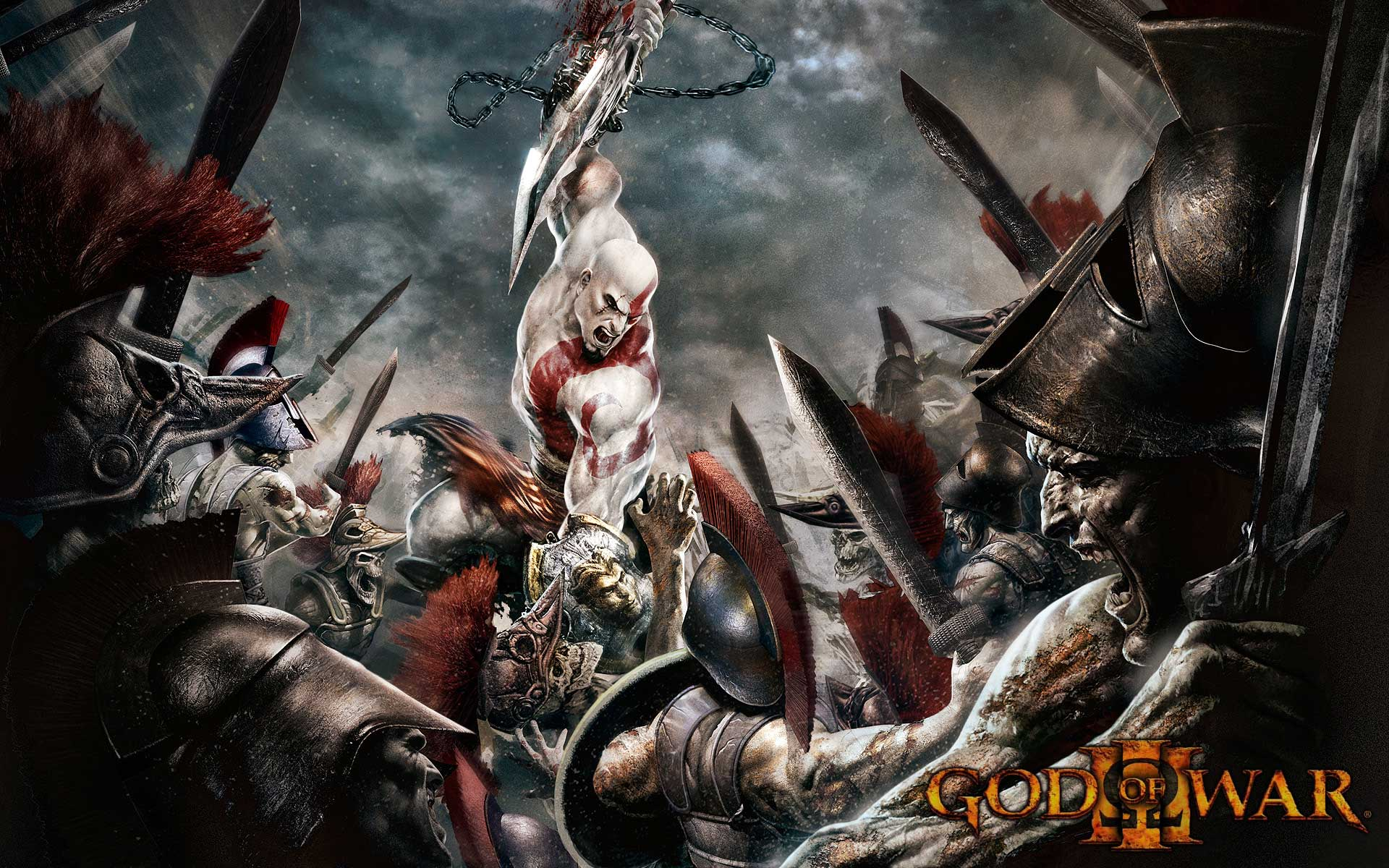 god of war wallpapers A1