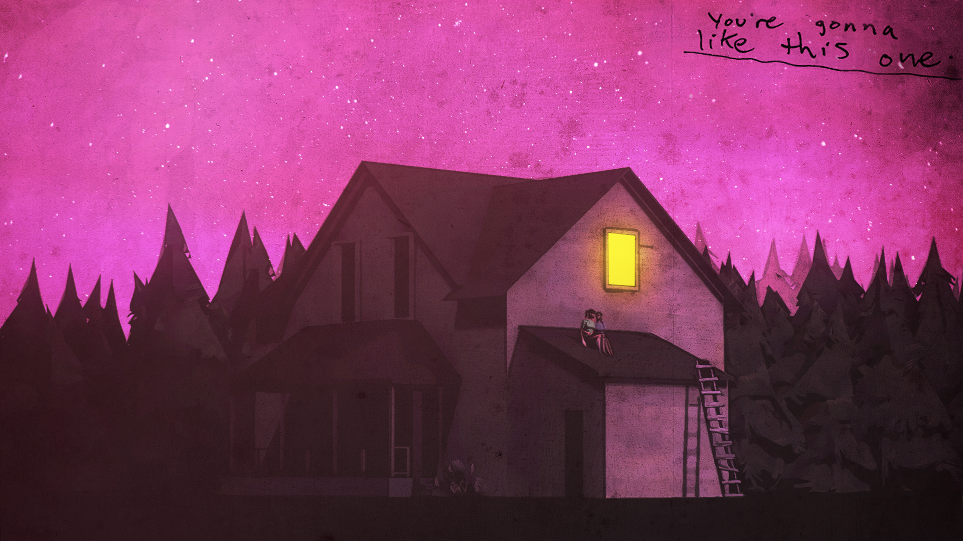 Gone home backgrounds hd desktop wallpapers 4k hd for Home wallpaper videos
