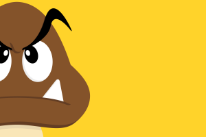 goomba wallpaper HD