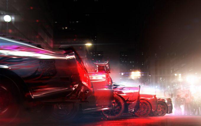 grid game racing